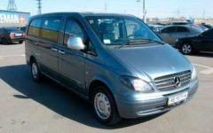Mercedes-Benz Vito Long